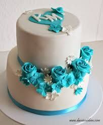 Torte Turkis Weiss Google Suche Deko Hochzeitstorte Torten Und
