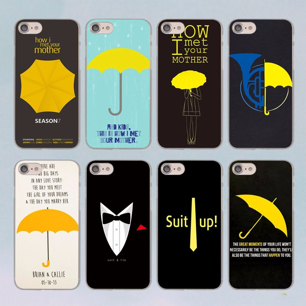 how i met your mother cover iphone