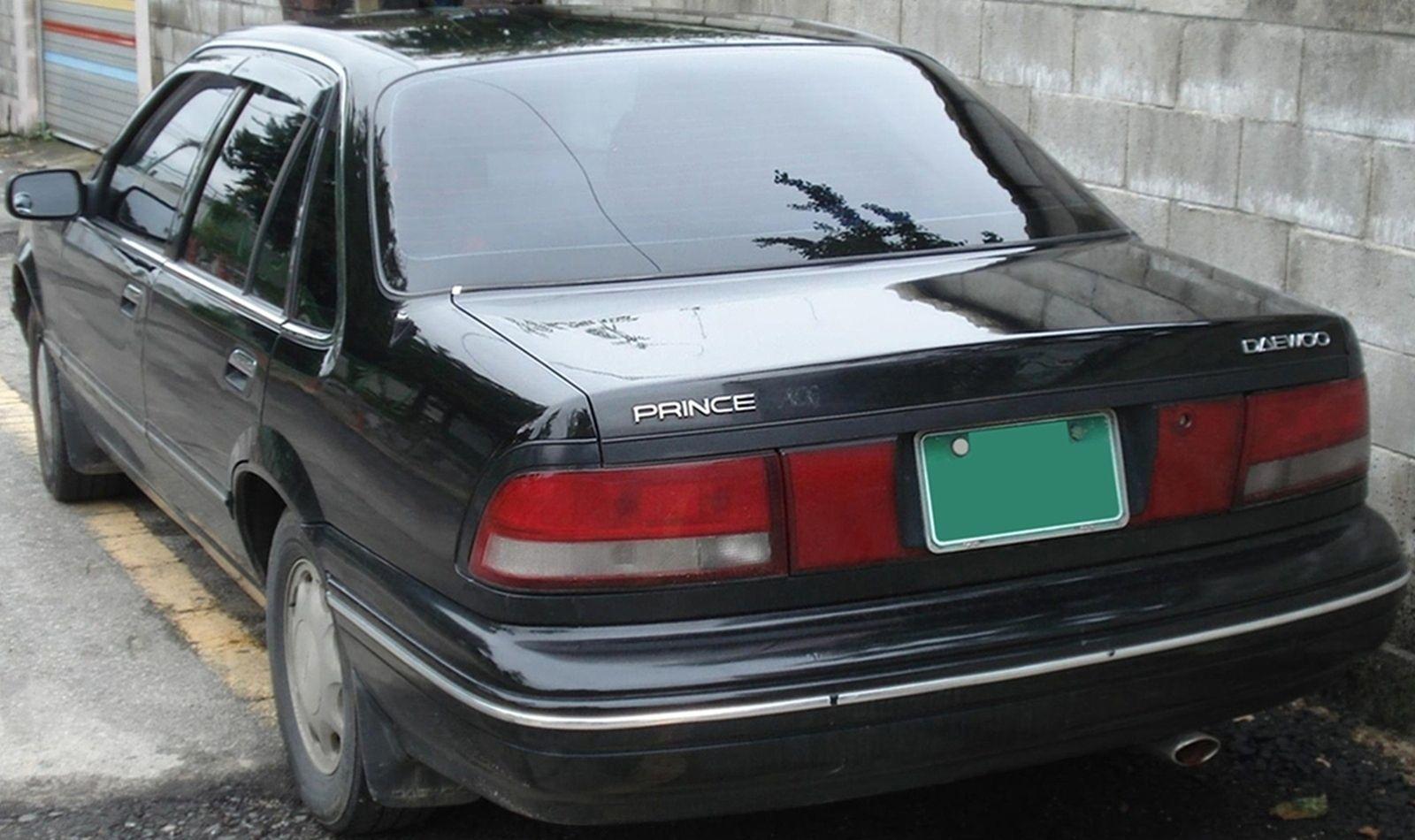 black daewoo prince 4 5 photos 1 car pinterest cars rh pinterest com Daewoo Racer Daewoo Prince 1989