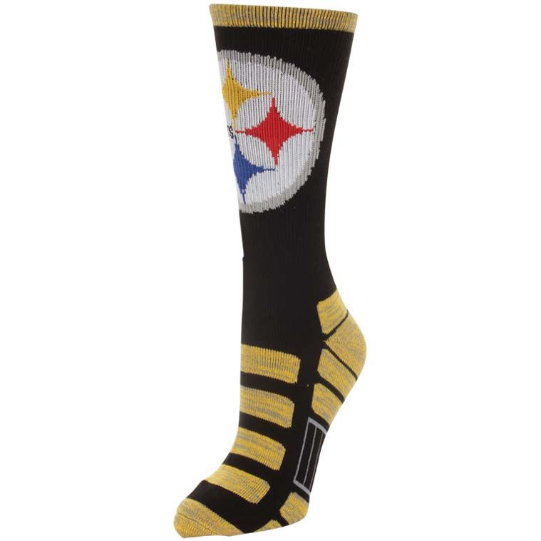 newest 5461d 4c3a3 NFL Pittsburgh Steelers For Bare Feet Women's Patches ...
