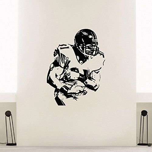 Wall Decal Vinyl Sticker Gym Sport Rugby American Football Player Decor Sb1006 ElegantWallDecals http://www.amazon.com/dp/B016WLOI3K/ref=cm_sw_r_pi_dp_2T5lwb0PWZ3CJ
