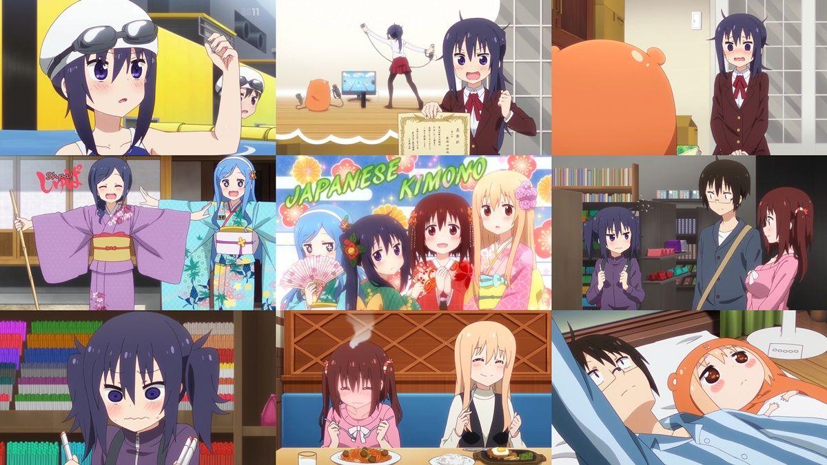 Himouto! Umaruchan R ตอนที่ 6 Himouto umaru chan, Anime