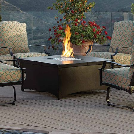 Aero 44 Quot Square Chat Fire Pit Table Learnshopenjoy 3200