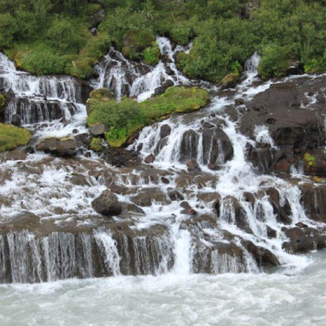Cascadas en #Islandia #Iceland