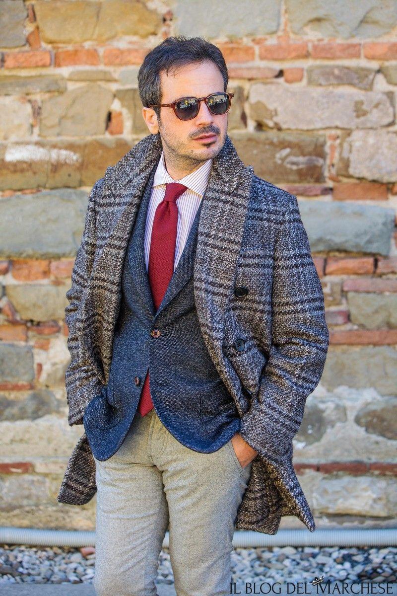 OOTD Pitti Uomo 13 gennaio 2016 | Vstyle | Street style
