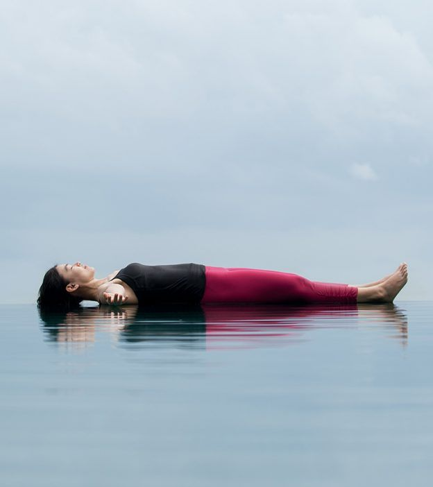 How To Do The Shavasana And What Are Its Benefits   Corpse ...