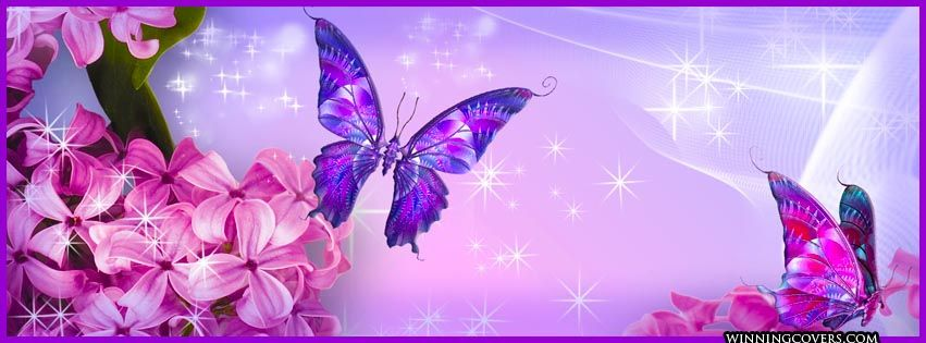Facebook Covers Purple | Purple timeline cover banner : Purple FB ...