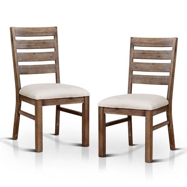 Mckenzie Unfinished Alder Side Table Unfinished Furniture