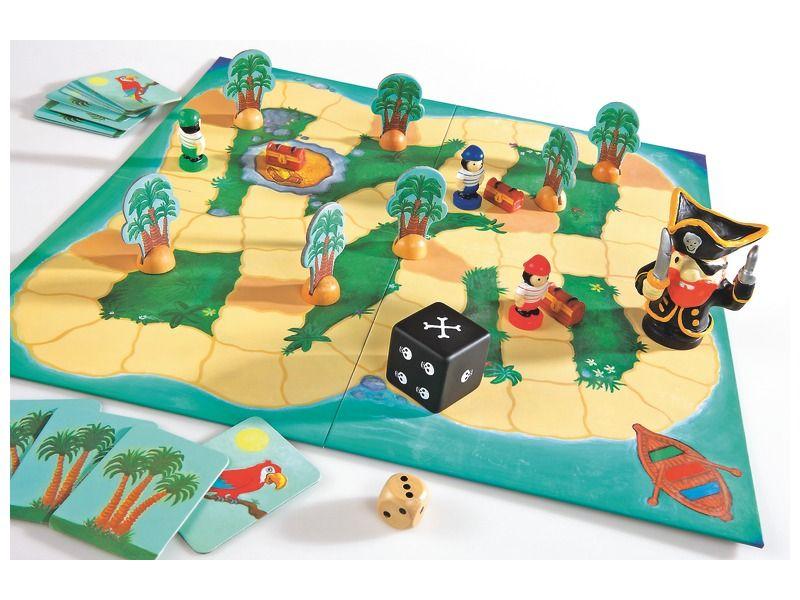 Big pirate | Jeux de société enfant, Jeux de société et Jeux de logique