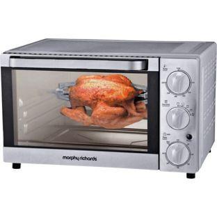 Morphy Richards KWS1525XF2UB Rotisserie Mini Oven