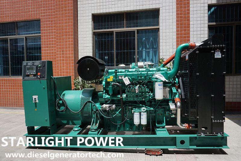 400kw Yuchai Diesel Engine Prime Power Electric Diesel Generator Set For High Quality Diesel Generators Engineering Diesel