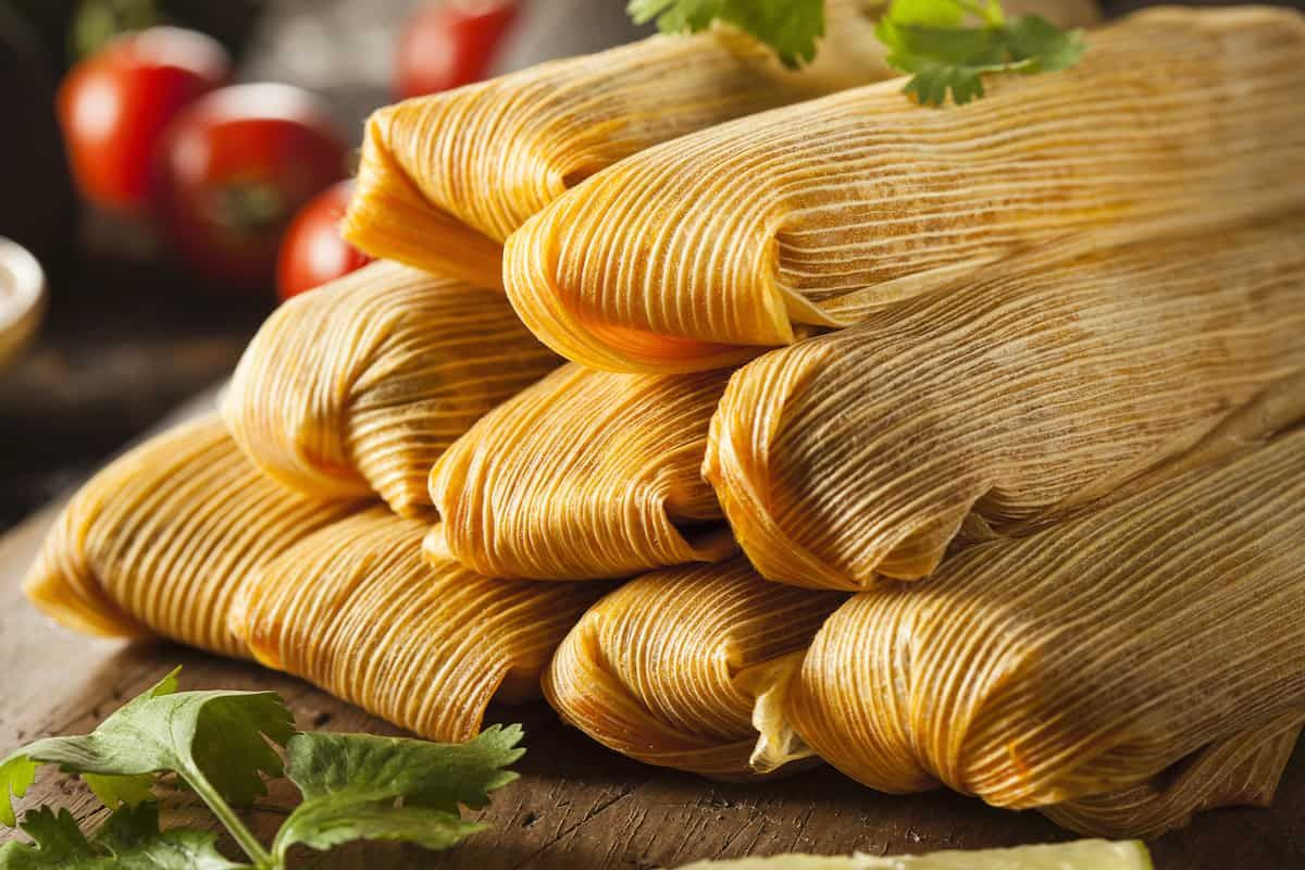 How To Reheat Frozen Tamales The Best Way Foods Guy Tamale Recipe Tamales How To Make Tamales