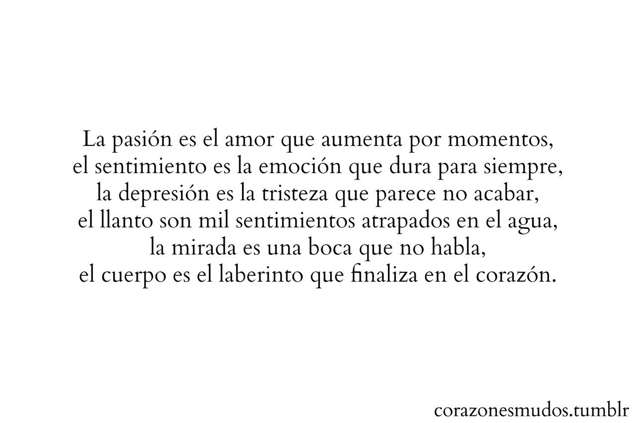 Frases De Superacion De Amor Perdido Tumblr