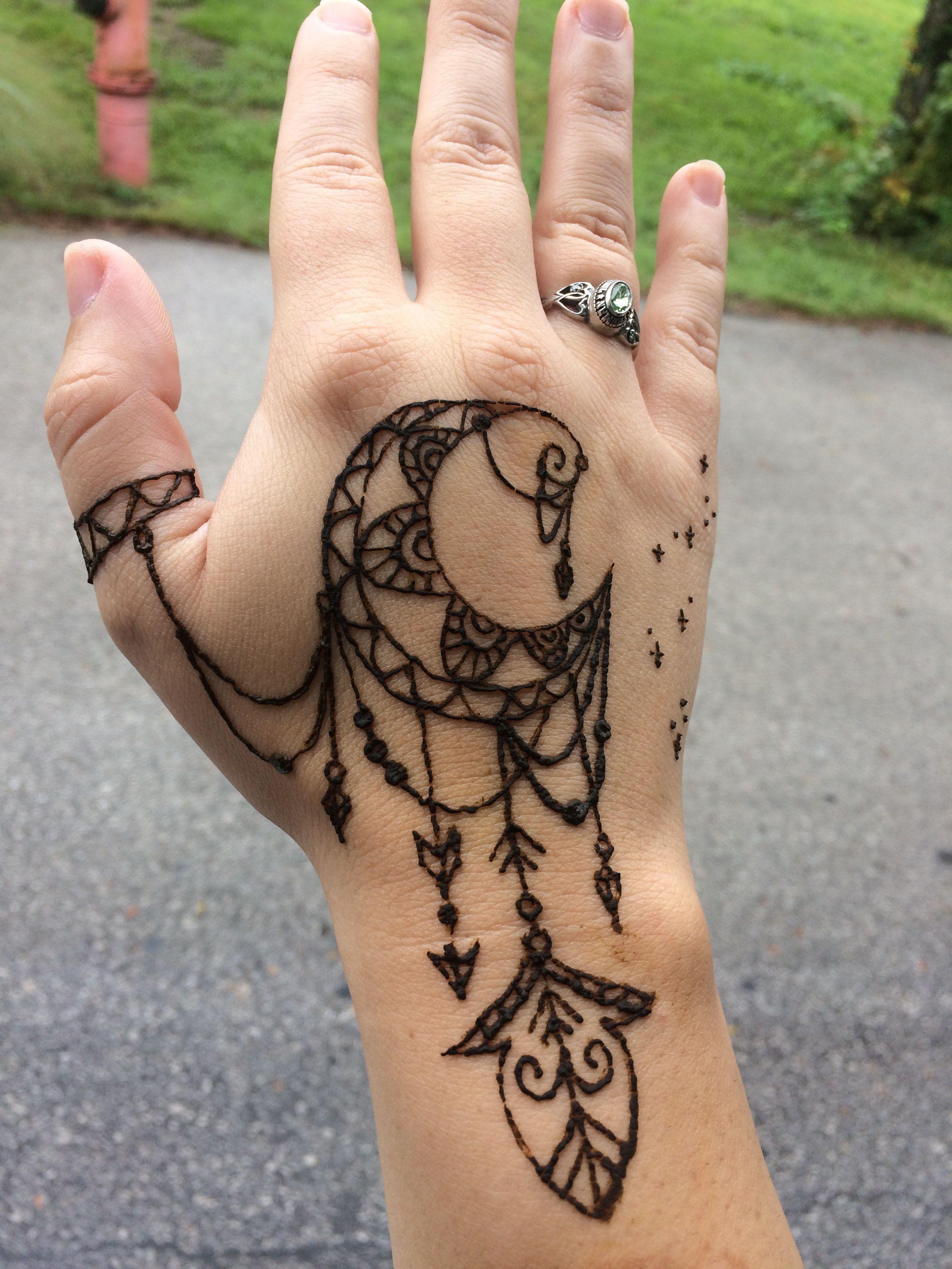 Moon Henna Tattoo Henna Tattoo Henna Moon Henna