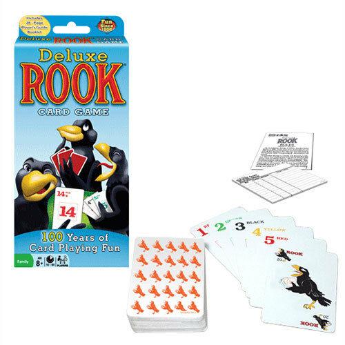 Deluxe Rook Card Game Rook card game, Card games, Set