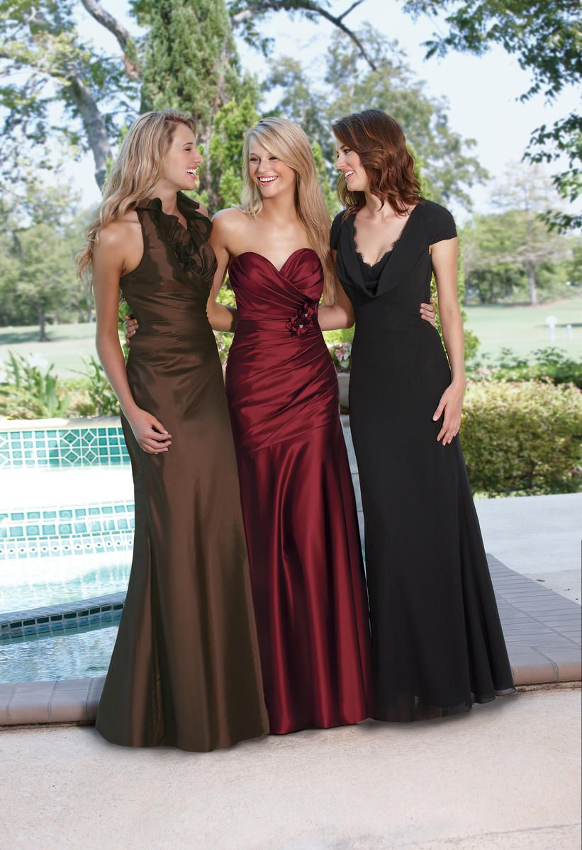 Impressions Bridesmaids 20078 Impression Bridesmaids Collection The Wedding Center Commack Wedding Dresses Burgundy Bridesmaid Dresses Bridesmaid Dress Styles