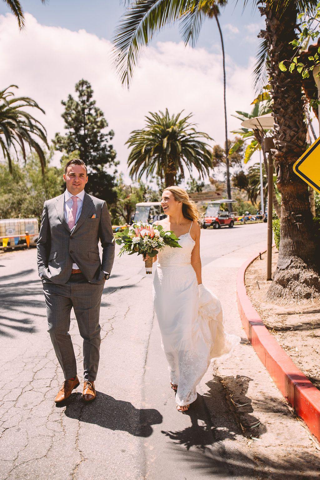Catalina Island Brunch Wedding Wedding southern