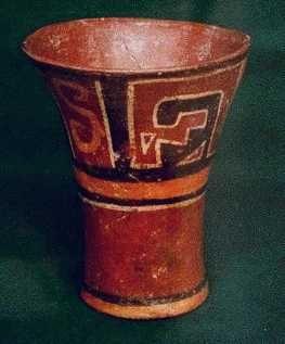 La forma t pica de la cer mica tiahuanaco est constituida for Que es ceramica