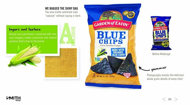 Packaging of the World: Creative Package Design Archive and Gallery: Garden of Eatin'