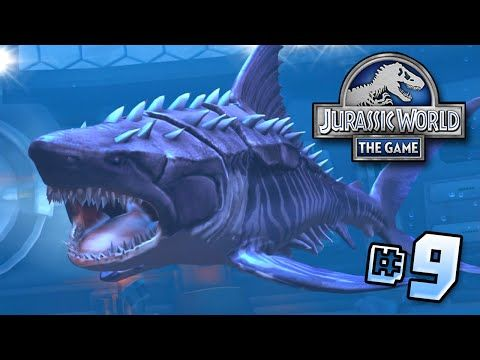 finest selection a57a8 43836 Megalodon MAX!!    Jurassic World - Lagoon Series - Ep 9 HD - YouTube