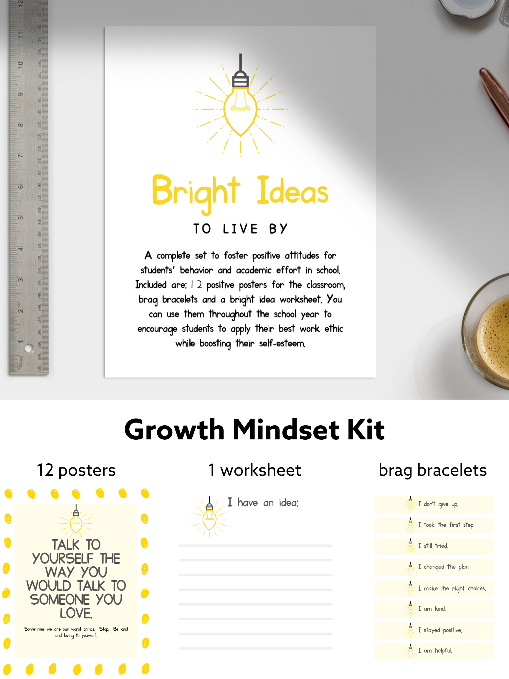 Bright Ideas Growth Mindset