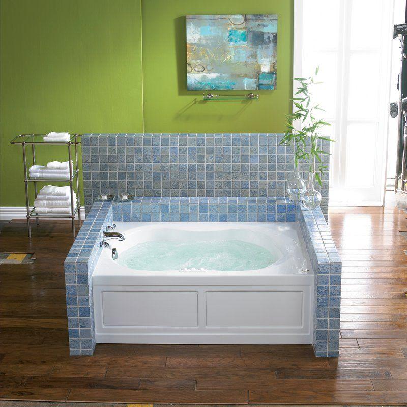 Jacuzzi EPS6042 WRL 1XX Whirlpool Bathtub - Build New house