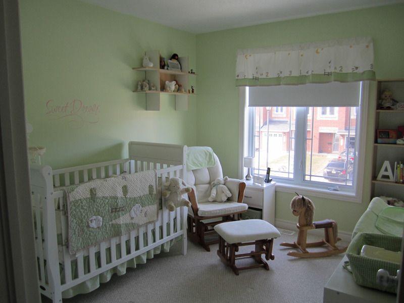 Sensing A Theme In Nursery Choices