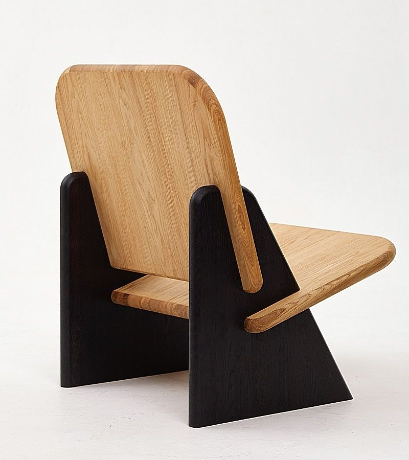 Photo of Primitive & Simple – Dolmena Chair by Russian Manufacturer Polli – OEN