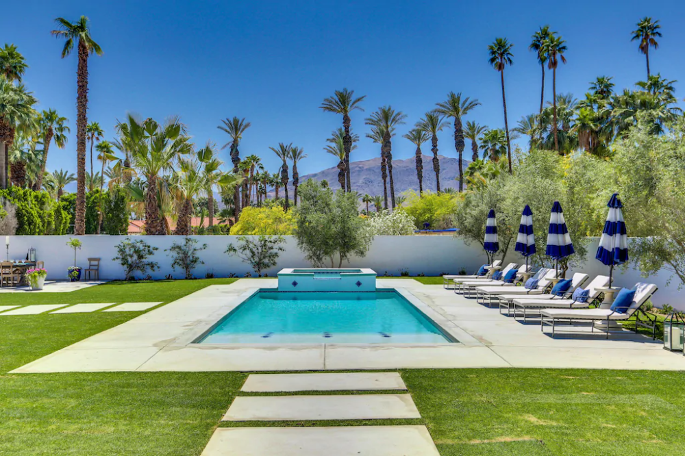 Luxury Estate Experience Extraordinary Monthly Rate 30 000 Rancho Mirage In 2021 Luxury Estate Rancho Mirage Rancho