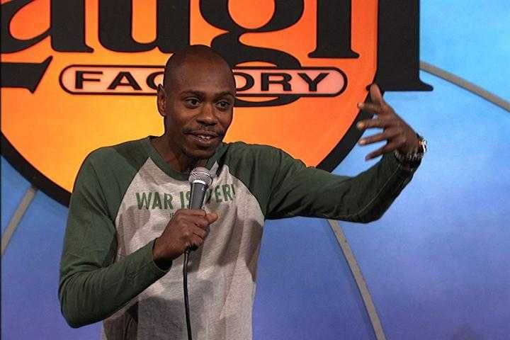 Caught Me Slippin Dave Chappelle Stand Up Comedy Comedy