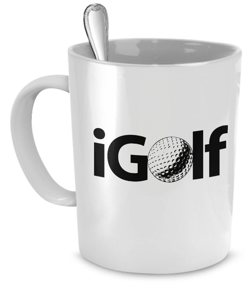 Do YOU Golf? iGolf  #gift#golf $14.95