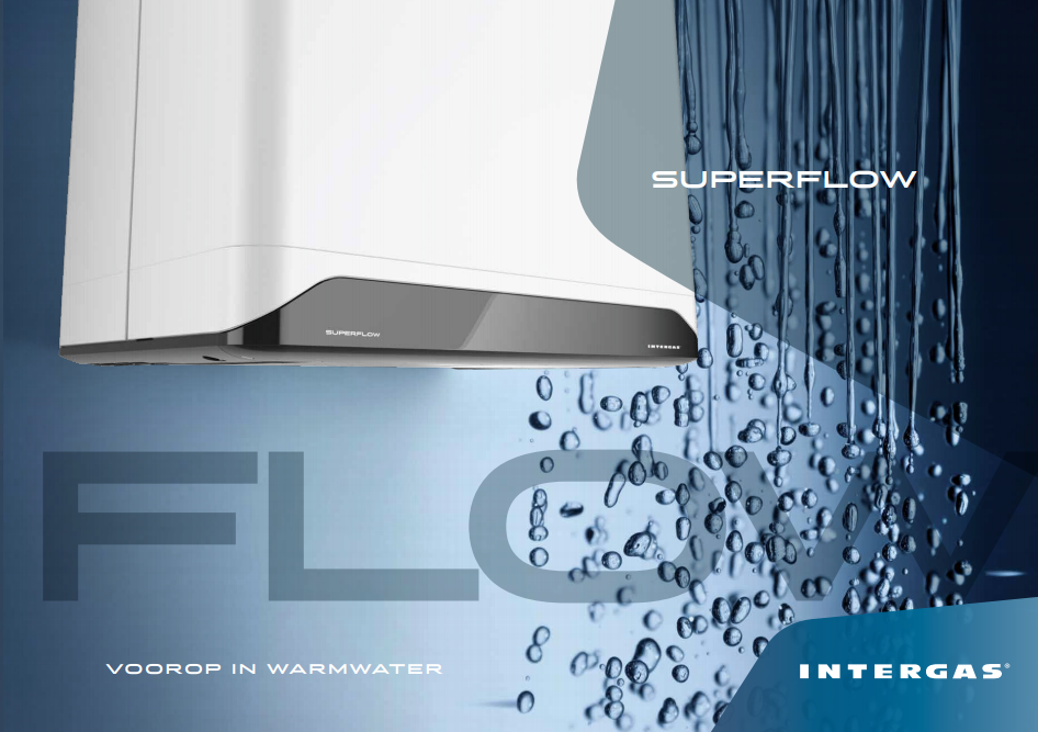 Superflow cvketel energieverwarming Cvketel