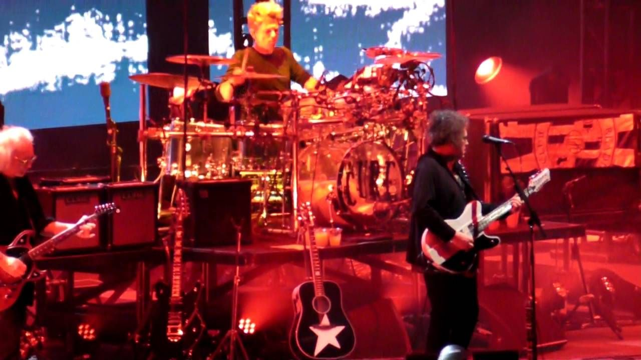 The Cure A LETTER TO ELISE Hollywood Bowl 05 23 16