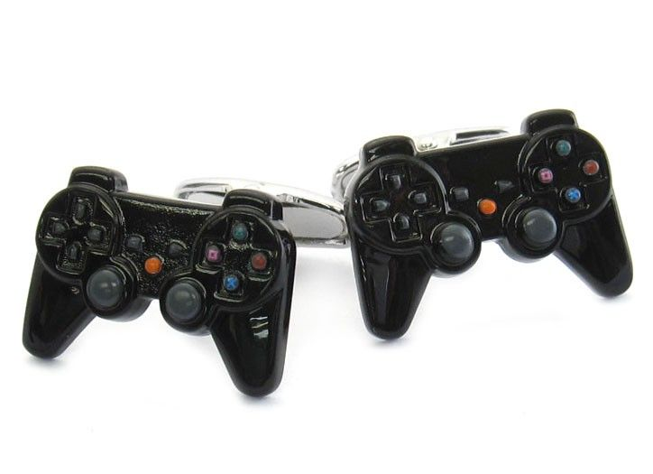 Cuffed.com.au - Playstation 3 PS3 Style Controller Cufflinks