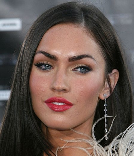 acne-megan-fox.  More celebrity acne pictures!