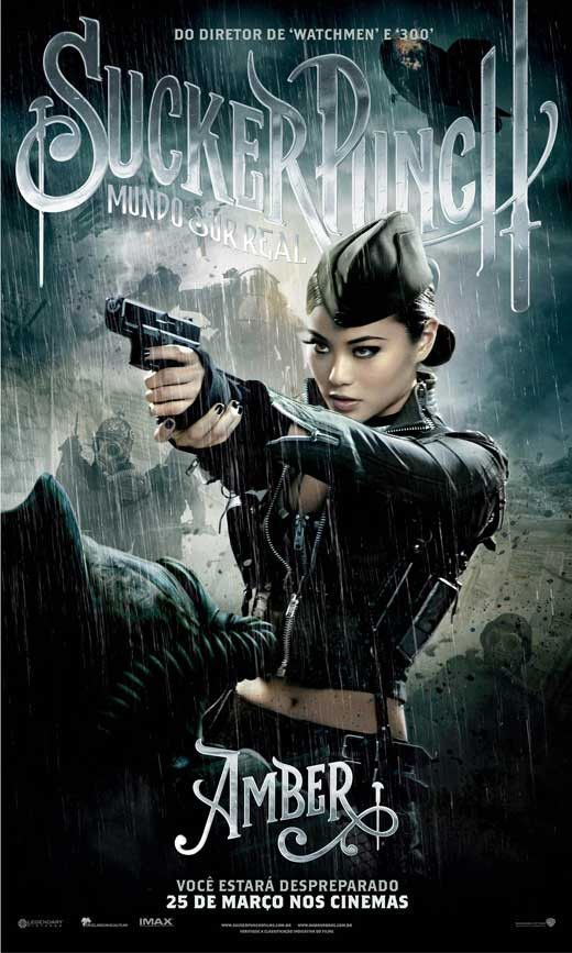 Sucker Punch (Brazilian) 27x40 Movie Poster (2011)   Cine, Películas ...