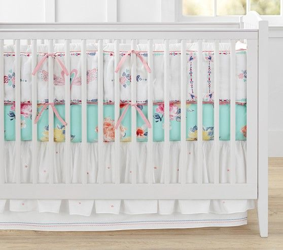 Junk Gypsy Country Blooms Baby Bedding #pbkids