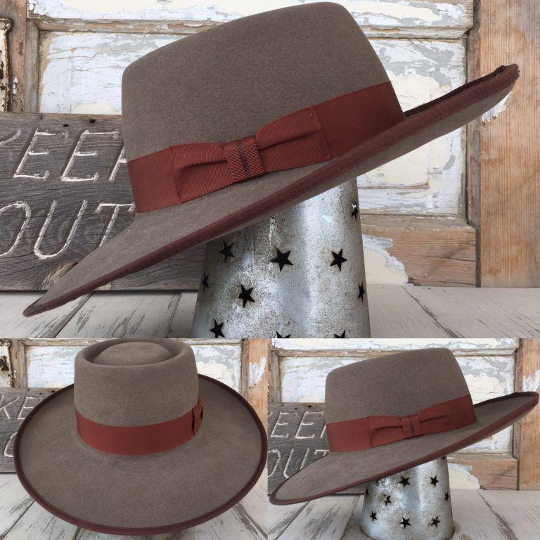 Handmade Hats - Great Basin Hat Company Hat World 44acf068b5f