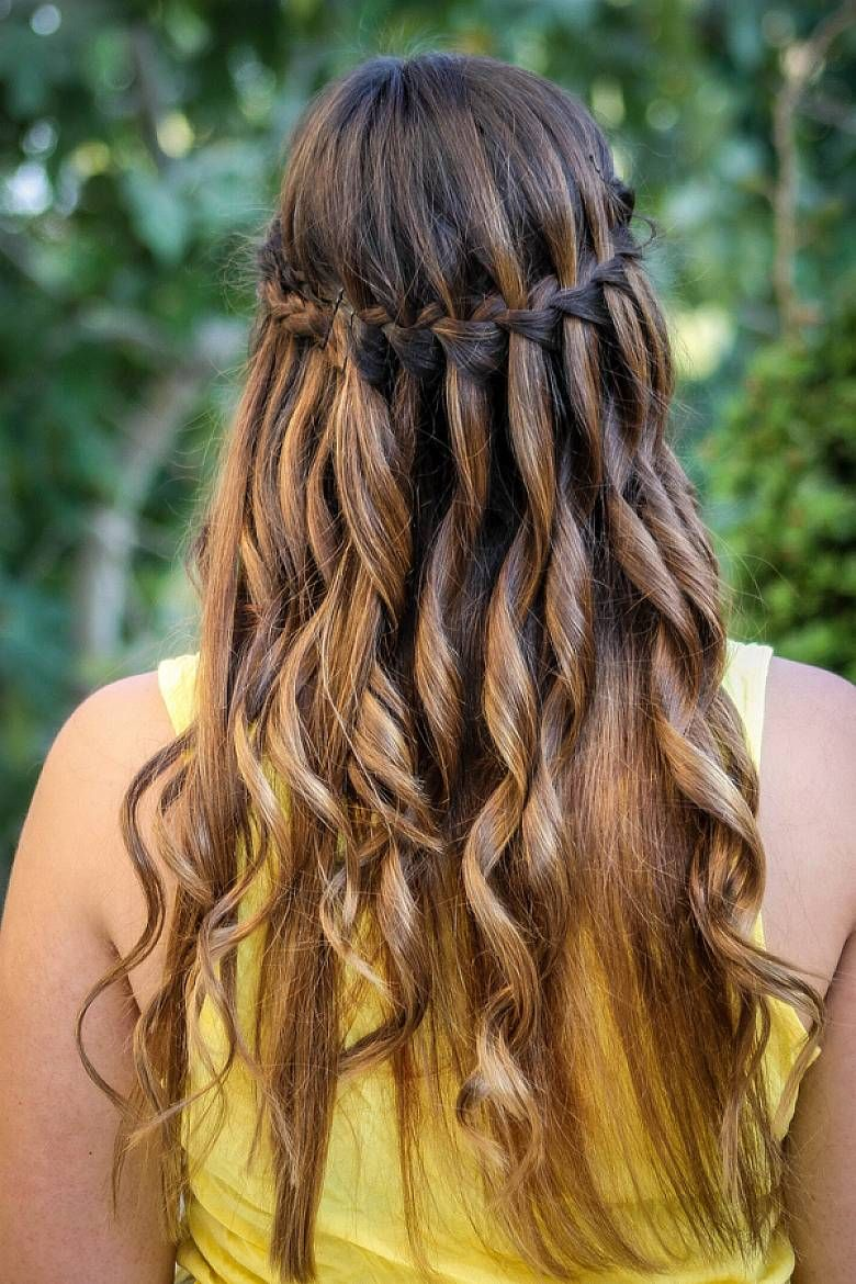 prom hairstyles for long hair braid prom hairstyles