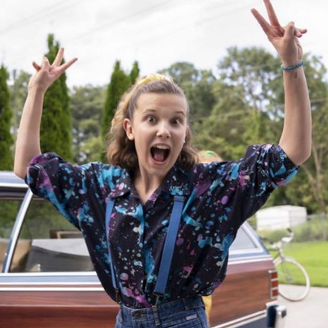 Pin by Haley Gilland on Stranger things Bobby brown