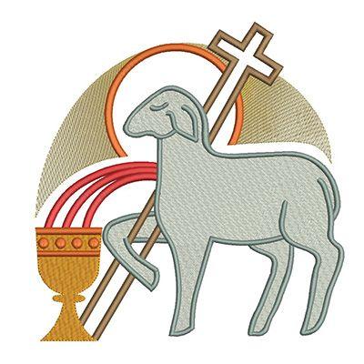 Cordeiros Dibujo Religioso Pinterest Sheep Embroidery And Lamb