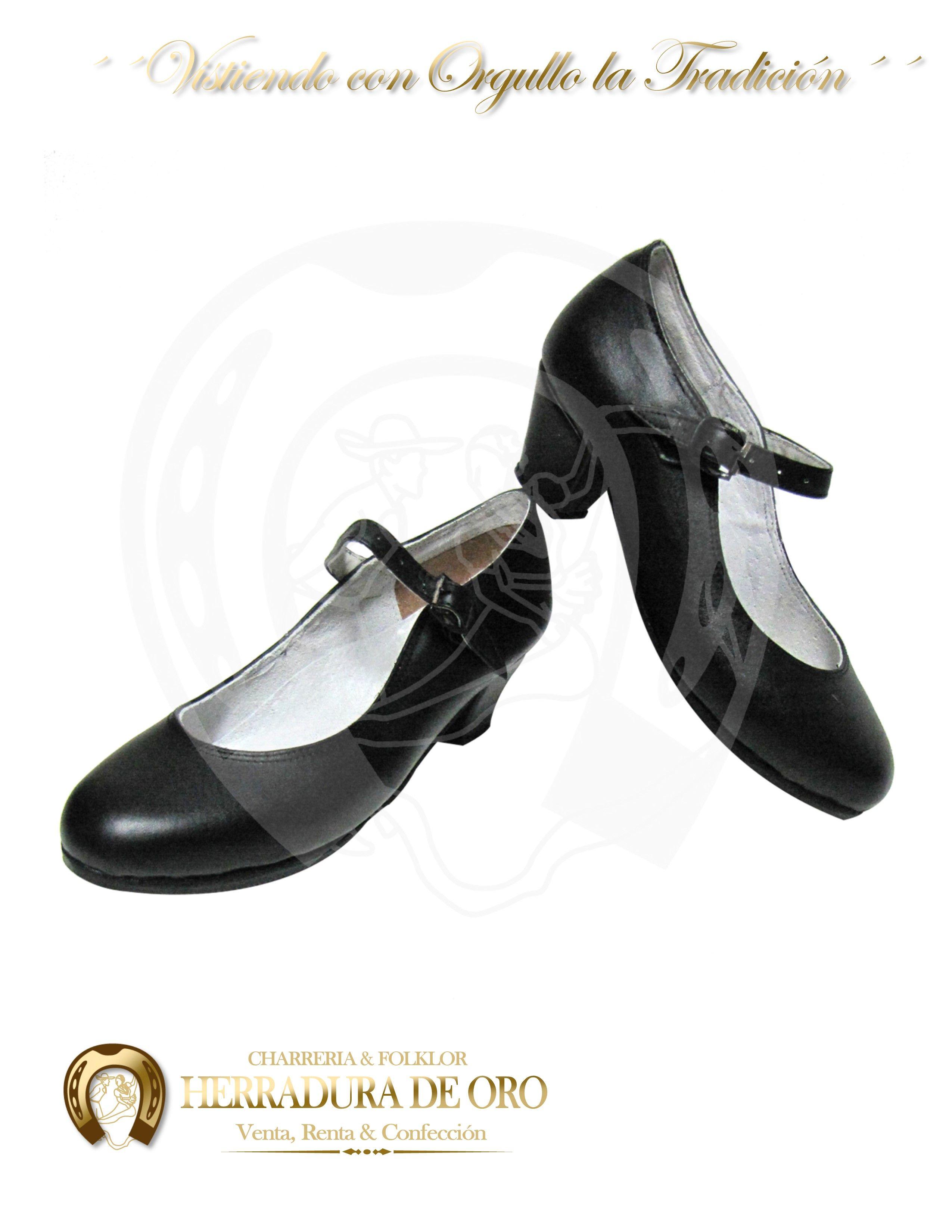 bb791c69dcd Zapato marca herradura para baile Folclórico | Zapatos y Botines de ...