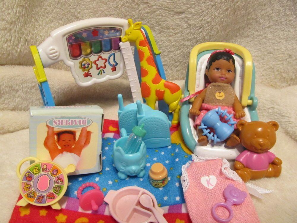 baby barbie accessories