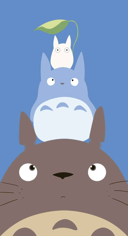 Totoros Art Print