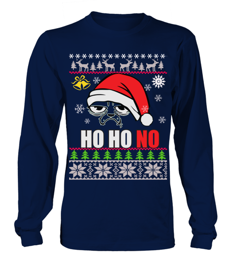 """# Ugly Christmas Sweater - Ho No Christmas .  Shop ChristmasSweater:https://www.teezily.com/stores/shop-christmasGoing to an Ugly Christmas Sweater Party this year? This must have.Only available for aLIMITED TIME, so get yoursTODAY!Available in a variety of styles and colorsSecured payment via Visa / Mastercard / Amex / PayPalHow to place an order  Choose the model from the drop-down menu  Click on """"Reserve it now""""  Choose the size and the quantity  Add your delivery address and bank…"""