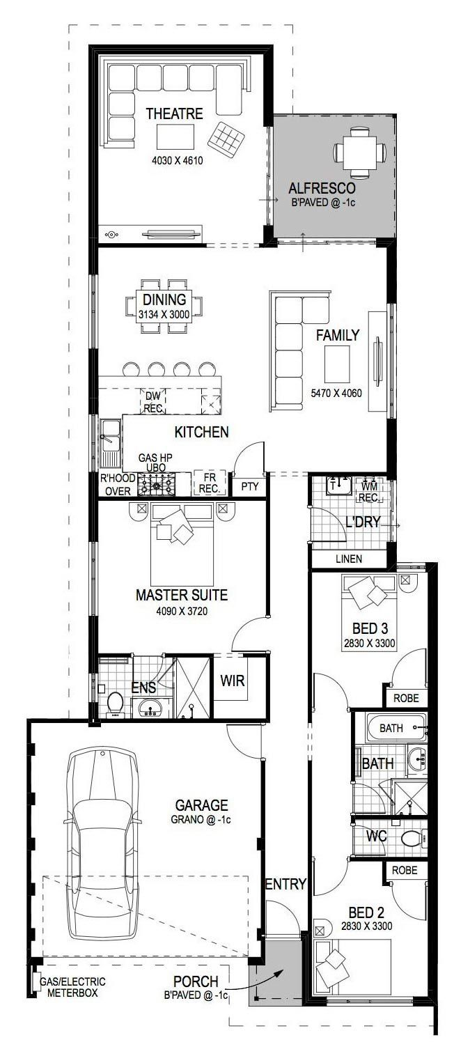 Perth Home Designs floorplan previewHouse Designs Perth New
