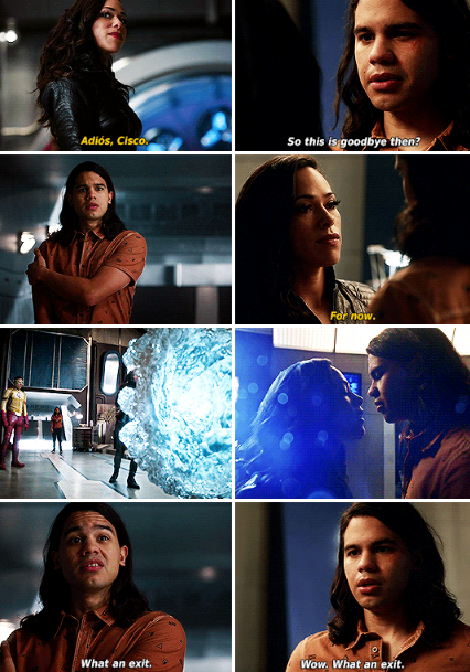 The Flash 3x11
