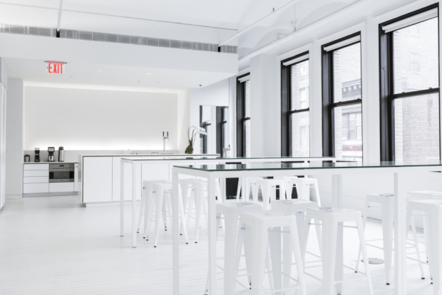 ultra minimalist office. VSCO Now Have An Ultra-Minimal Office In New York Ultra Minimalist Office T