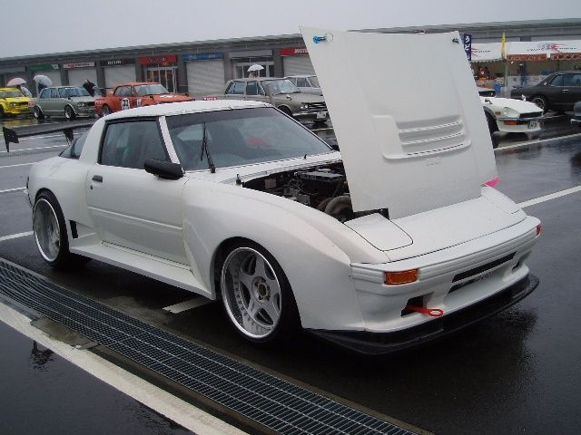 FB Rx7 Wide Body