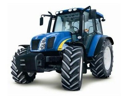 New Holland T5070 top of the range model | BLUE TRACTORS